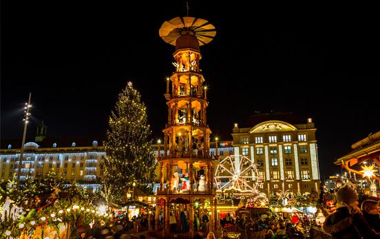 Viajar en Navidad, Alemania
