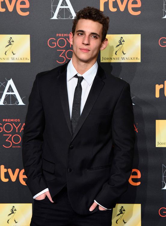 Miguel Herrán, uno de los hombres más sexys de 2018