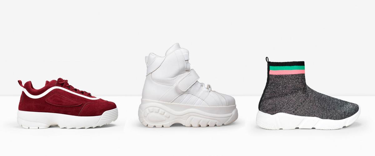 rebajas bosanova en sneakers